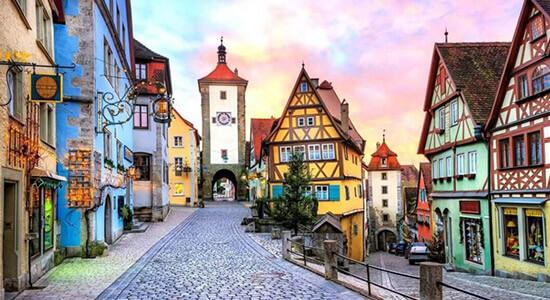 10 цікавих фактів про Німеччину