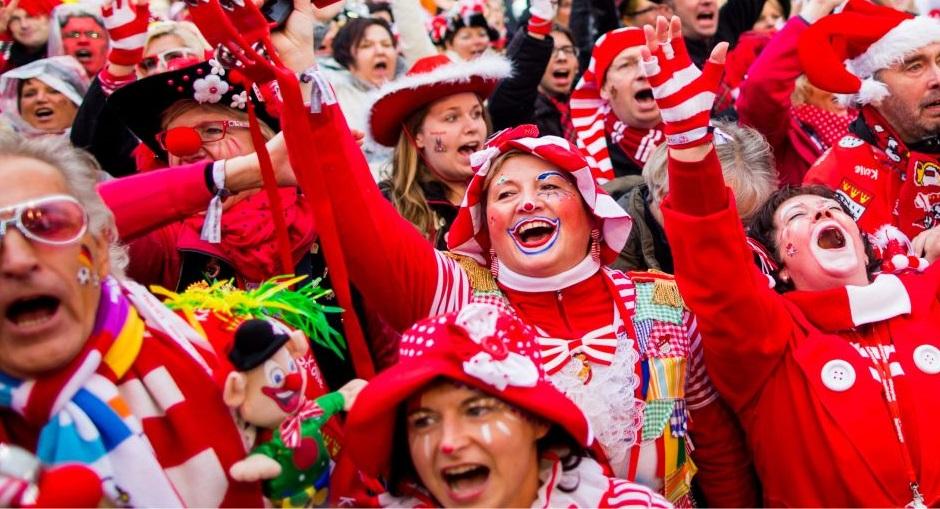 Кельнський карнавал