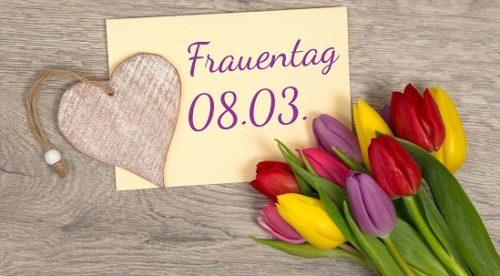 8 Березня почали святкувати і в Німеччині