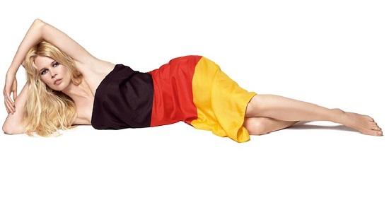 Як одягаються німкені