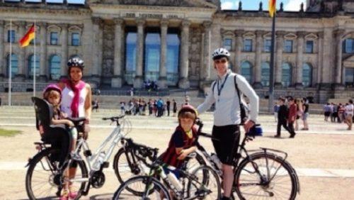 Хто у Німеччині їздить на велосипедах?