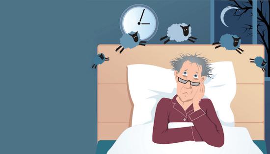 Опікунка в Німеччині: коли в підопічного безсоння